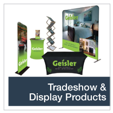 tradeshow and event products, banners, signs, pop up displays, backdrops, signage. trade show booth, flags, tablethrows, tablecloth, teardrop banner, table covers